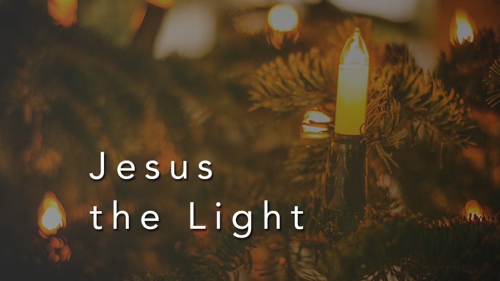 LifeAnyone.com » Blog Archive » Jesus the Light